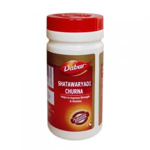 Шатавари Чурна Дабур (Shatawaryadi Сhurna Dabur), 1 упаковка по 60 грамм порошка