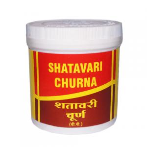 Шатавари Чурна Вьяс Фармасьтикалс (Shatavari Сhurna Vyas Pharmaceuticals), 1 упаковка по 100 грамм порошка